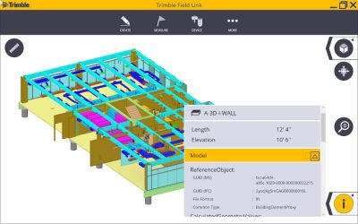 Trimble Field Link Layout Solutions